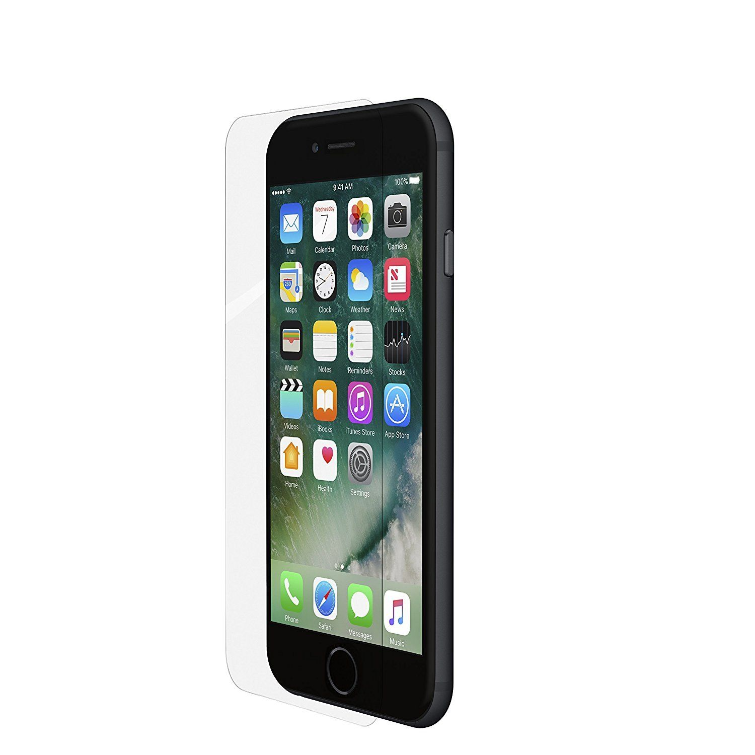 Belkin Screenforce Invisiglass Ultra Glass Screen Protector For Iphone 7 Plus And Iphone 8 Plus Iphone Iphone 7 Plus Screen Protector Iphone