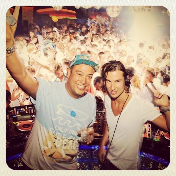 The Louis Laporte Team | Resident Dutch DJ & MC