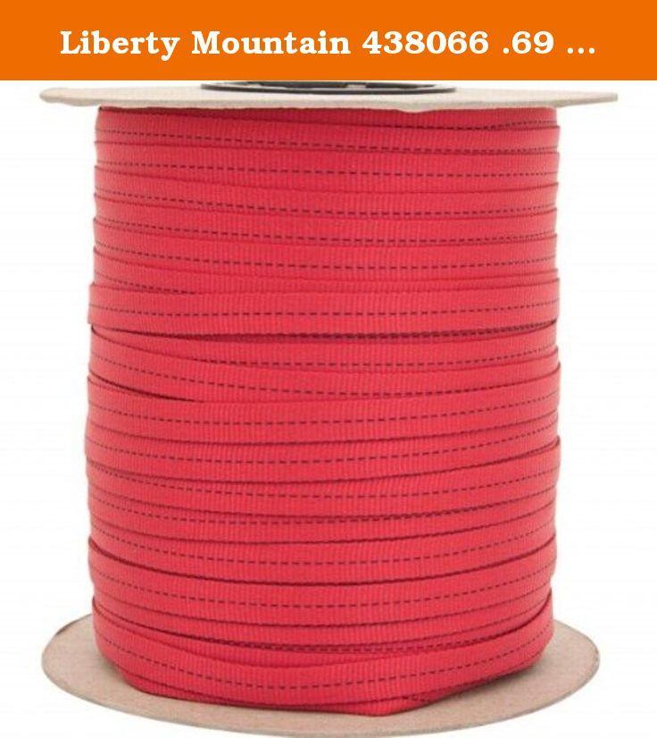 Liberty Mountain Nylon Webbing 5-Yard x 1-Inch