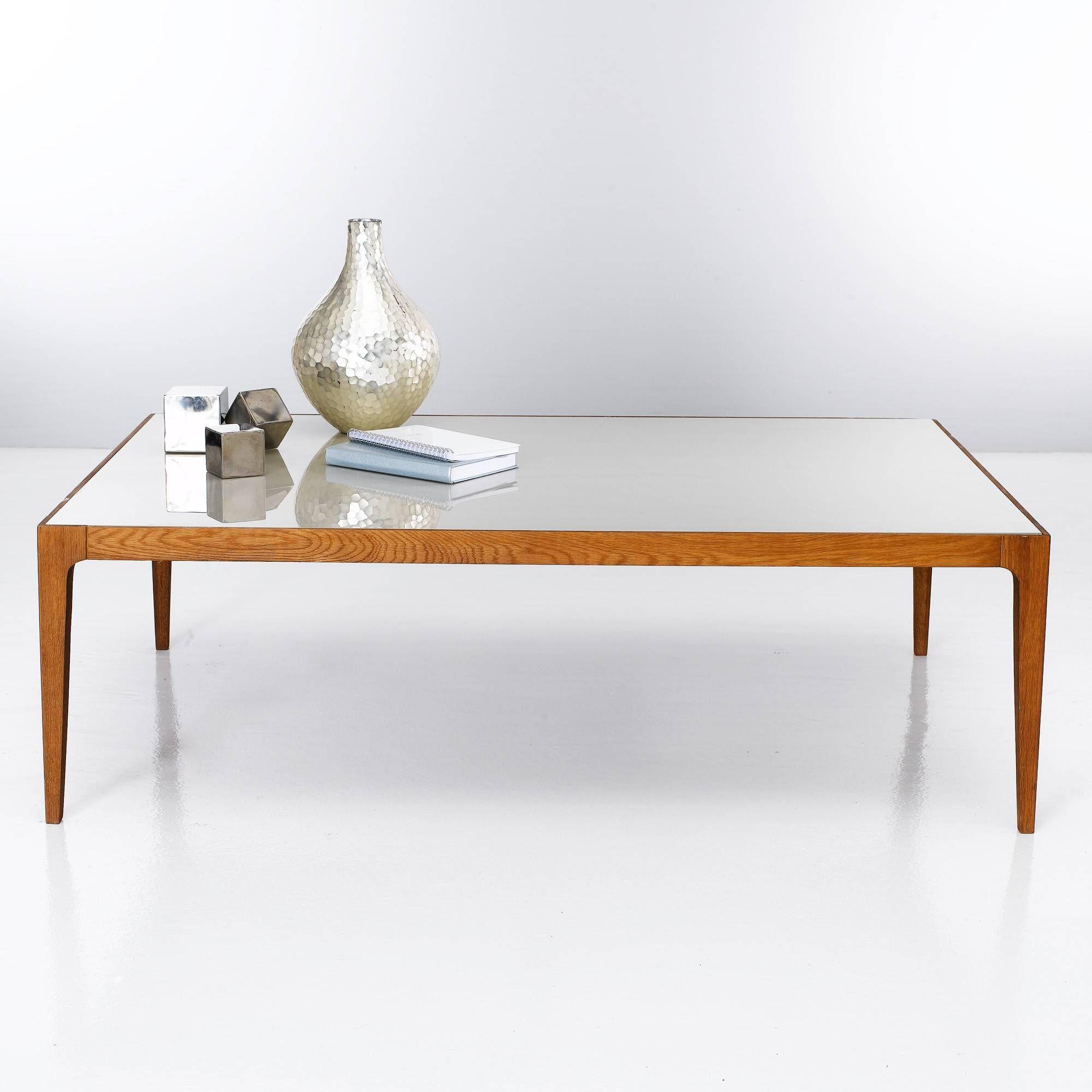 Table basse verre coloré RéTRO en 120x80cm 3 Suisses