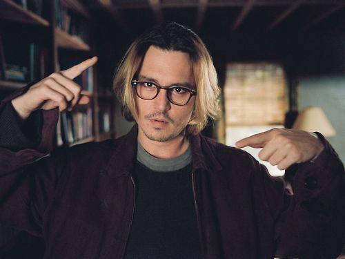 Johnny Depp as Mort Rainey from Secret Window
