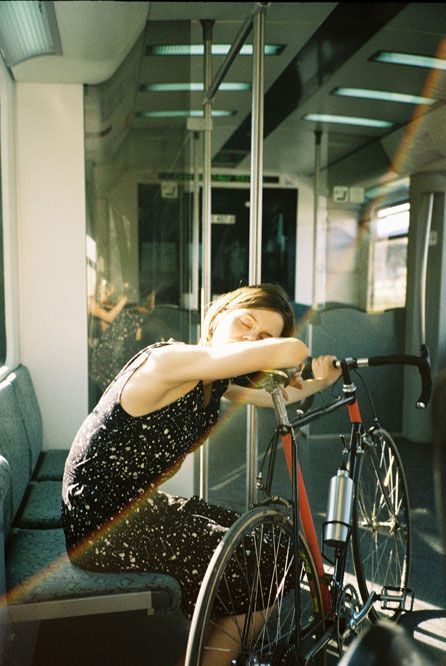 katarina šoškić - reminds me of my commute from the north shore in vancouver to downtown via the seabus :)