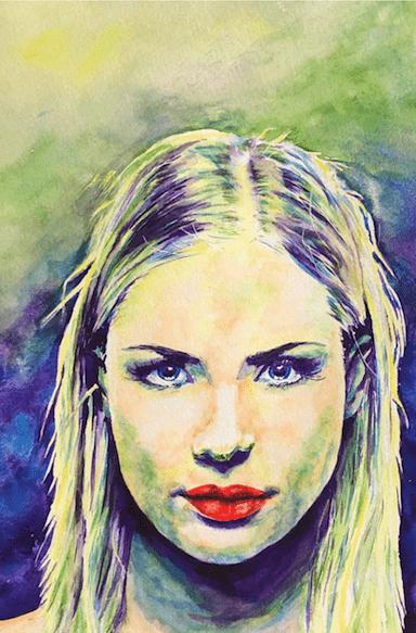 June 2019 ArtTutor Challenge Winner - Red - by member Grandmasilver