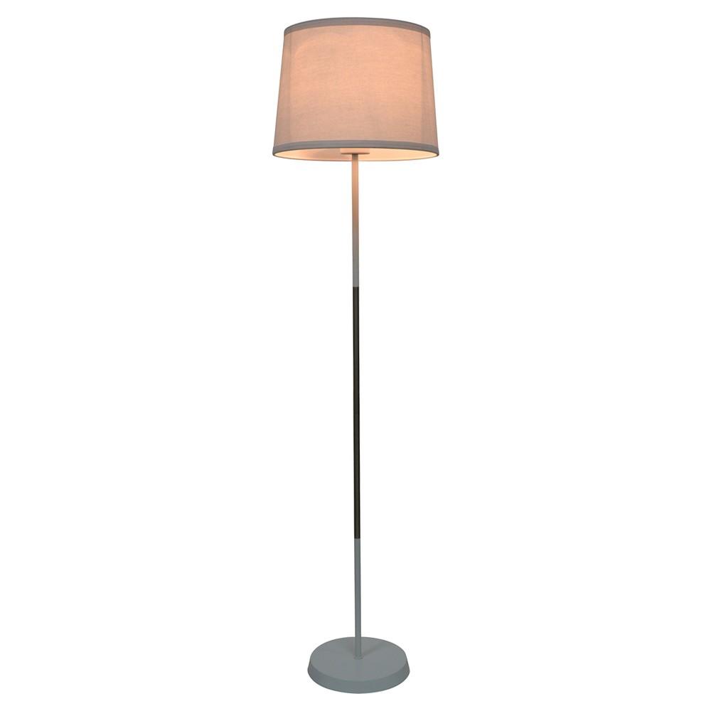 Floor Lamp White - Pillowfort | White floor lamp, Floor ...