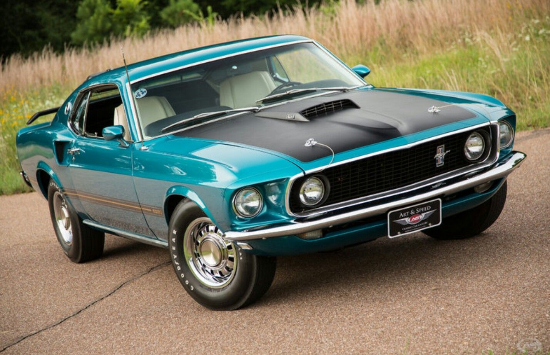 Pin Em Mustangs