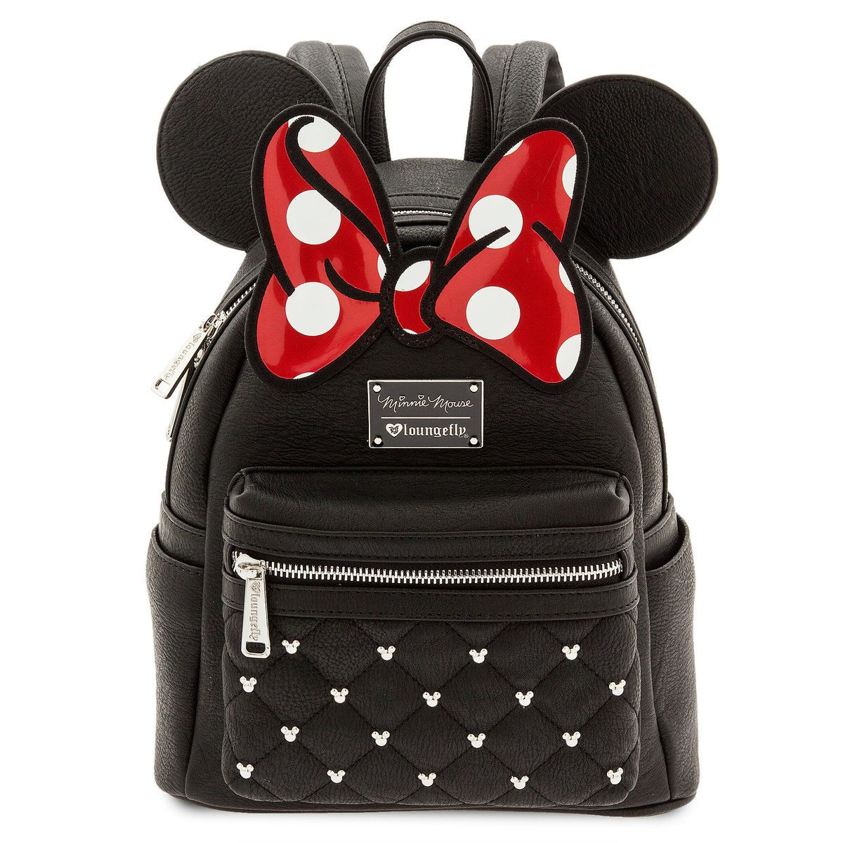 eb5d30682a6 Minnie Mouse Icon Mini Backpack by Loungefly in 2019