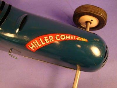 1941 ORIGINAL HILLER UPRIGHT COMET TETHER CAR (08/12/2010)