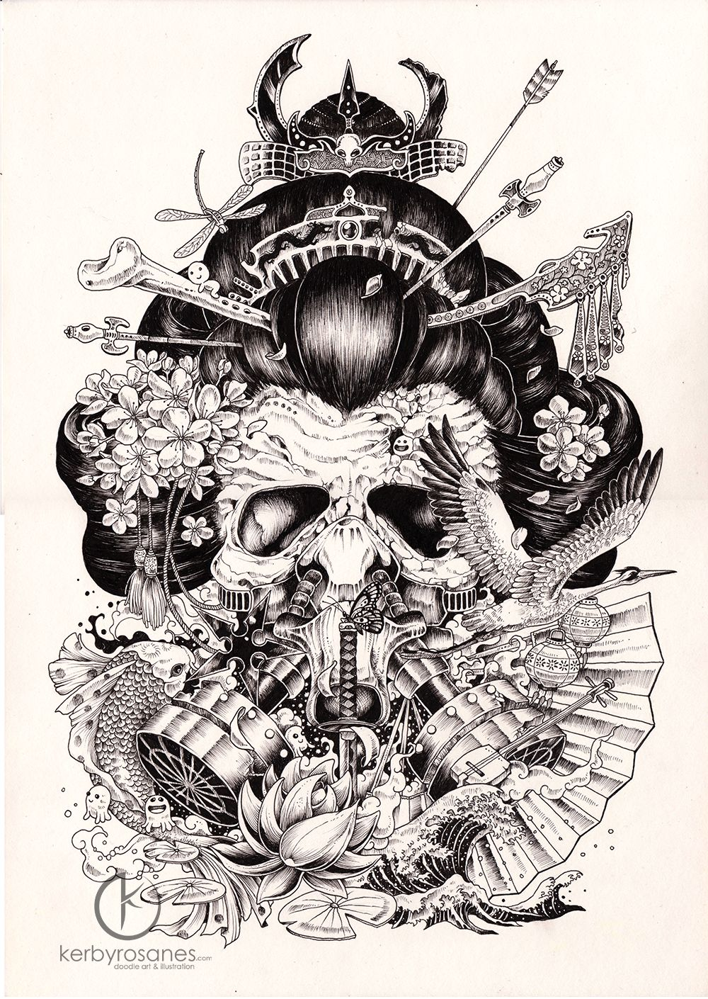 Legendary Sketchy Stories by Kerby Rosanes | Artist Kerby Rosanes ...