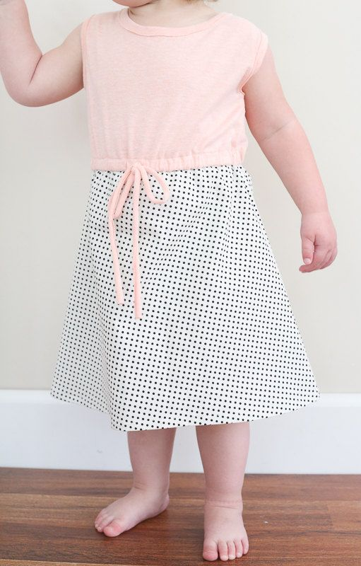 Lulu Dress and Top PDF sewing pattern | [sewing] | Pinterest