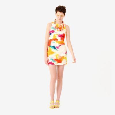 f46c5aca4cf Abstract print dress- Kate Spade Saturday