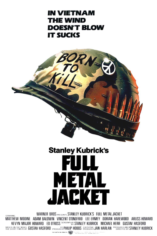full metal jacket 1987 movie posters pinterest full