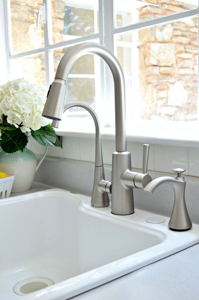 Yes You Can Install A Kitchen Faucet Yourself  Kitchen Faucets Fair Kitchen Sink Soap Dispenser Decorating Design