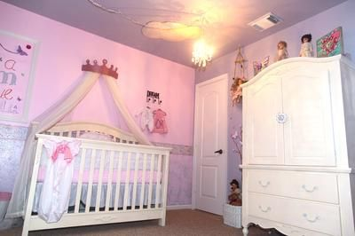 Baby Nursery Decor Pink Princess Wall White Clic Shelf Erfly Purple Chandelier Unique Gear Ideas Sensational