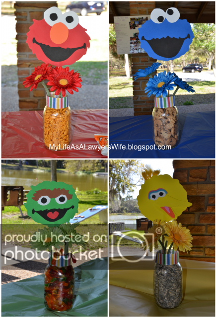 My Life As A Lawyers Wife Ellies Sesame Street 2nd Birthday Party