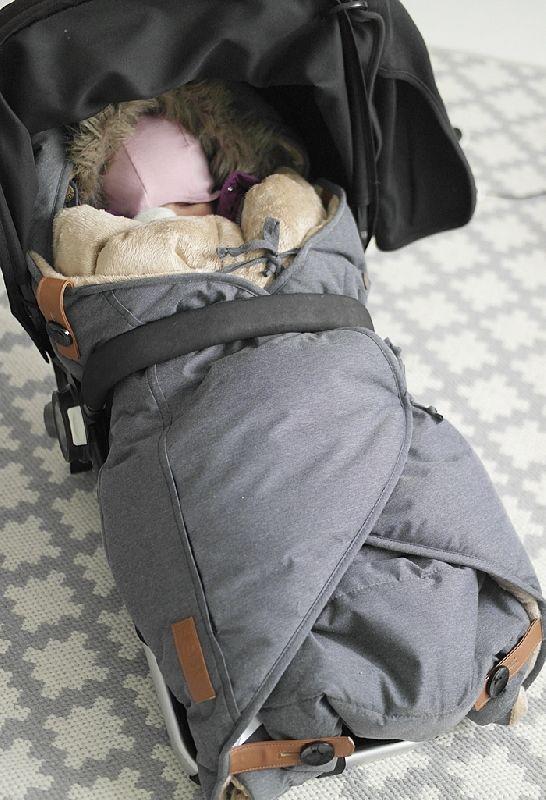 Sleepbag.dk -lämpöpussi 0-3 vuotta