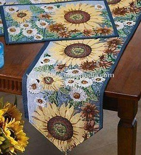Tapestry Place Mats Placemat Jacquard Placemat , Table Runners $0.5~$3.5