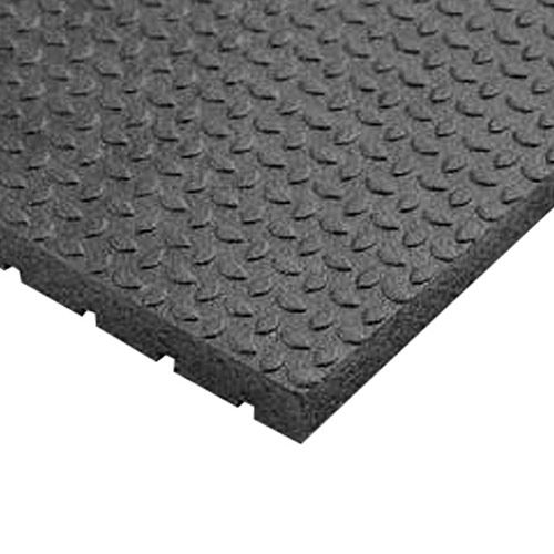 Straight Edge Rubber Pebble Top Horse Stall Mats Gym Stall Matting Rubber Flooring Rubber Stall Mats