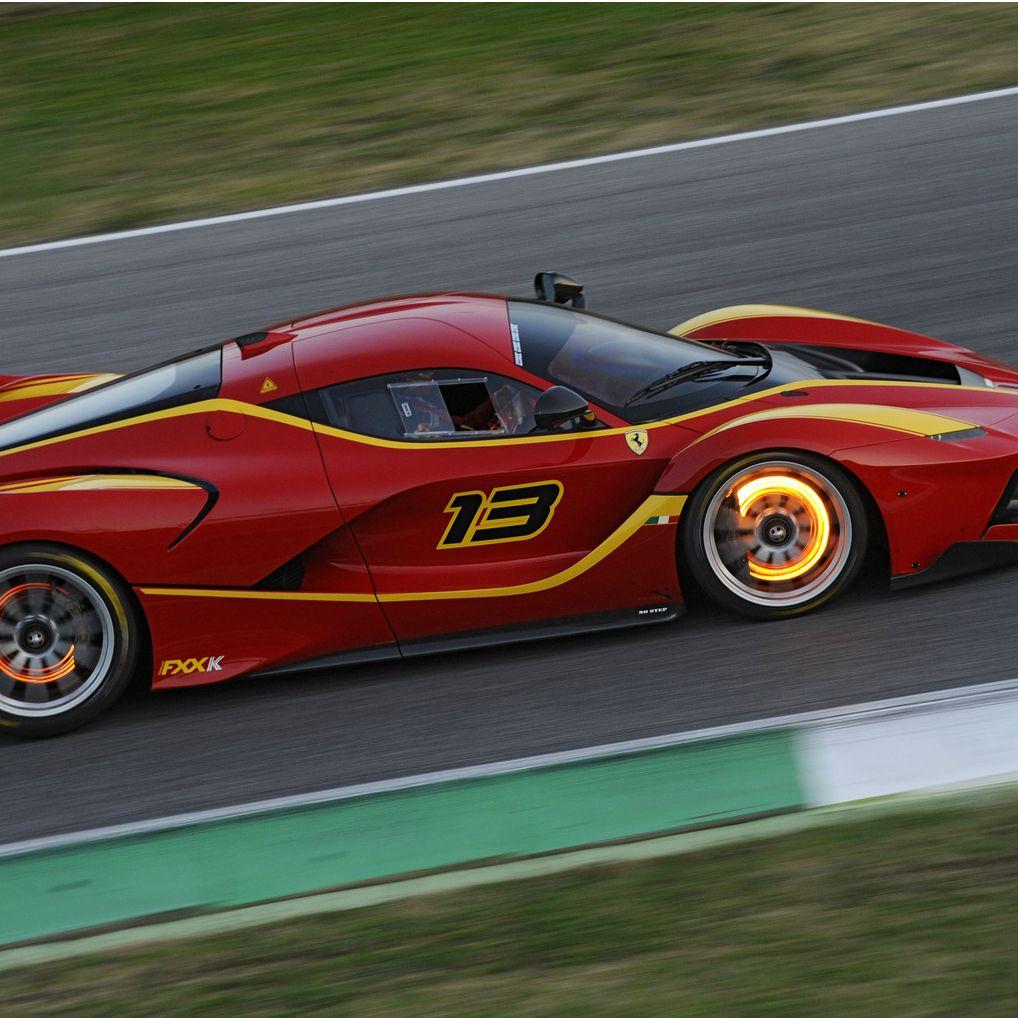 Ferrari Model List: Every Ferrari, Every Year