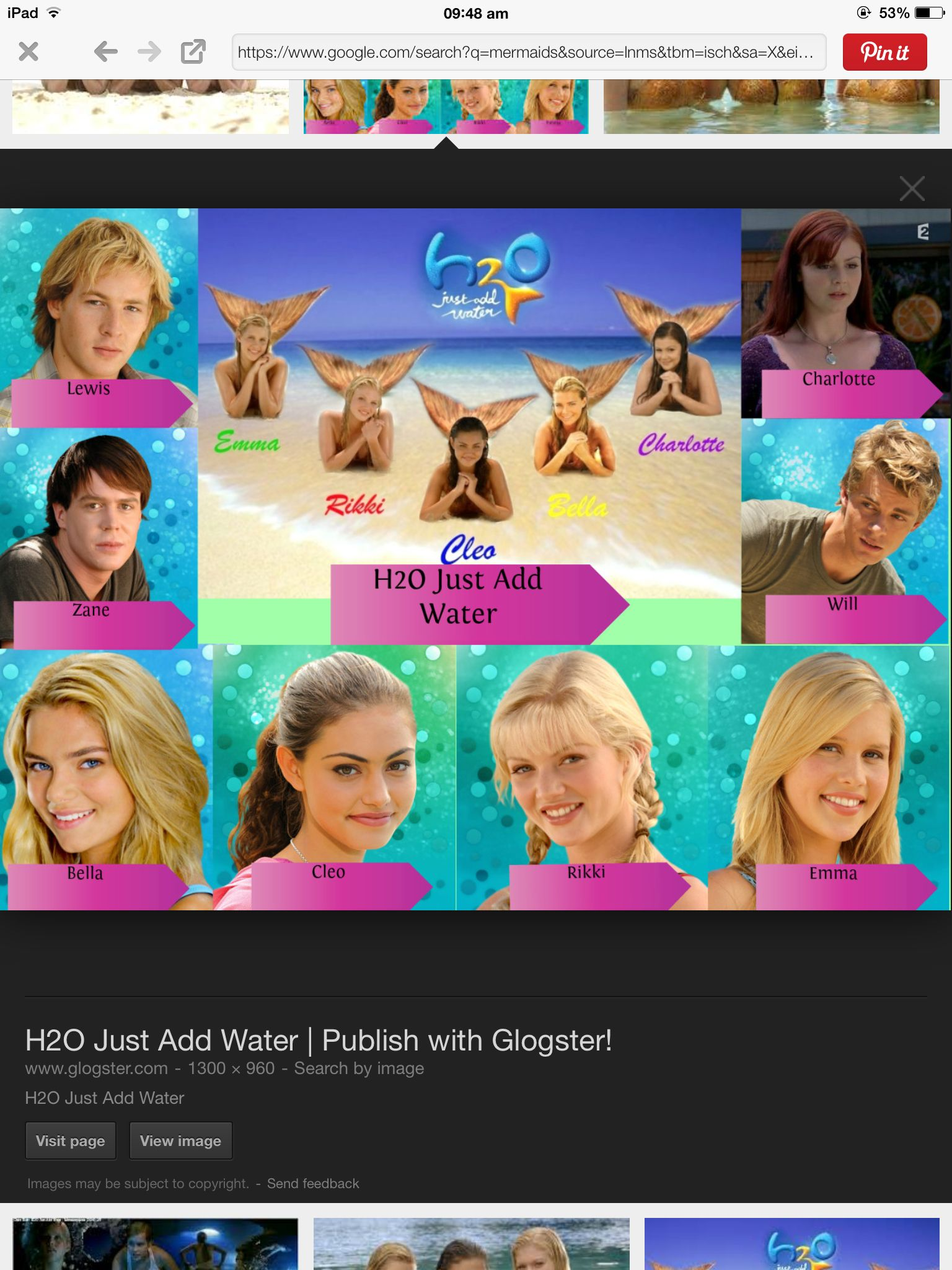 The movie just add water h2o mermaid stuff pinterest for H2o just add water film