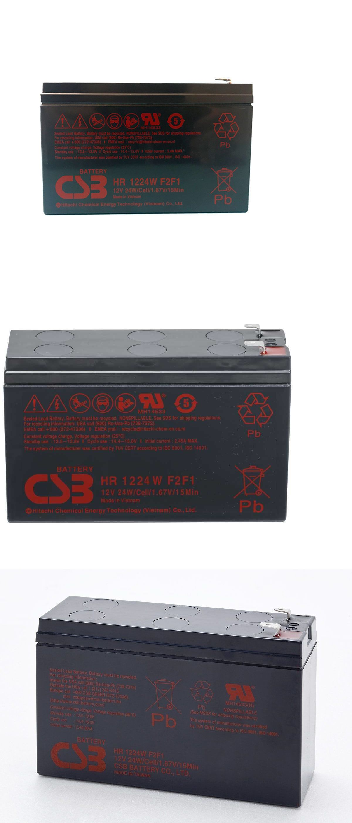 UPS Batteries and Components 48479: New Bb Cps5 5-12