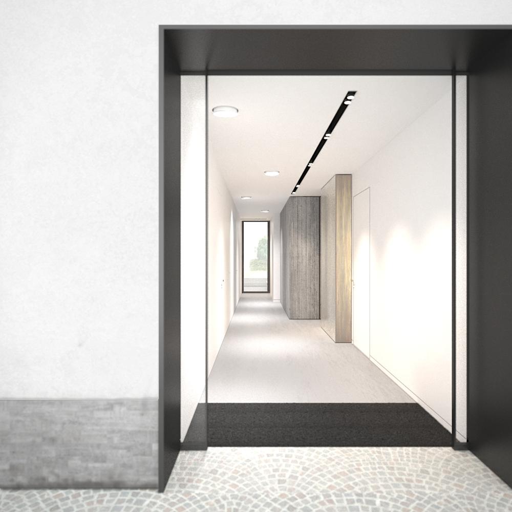 AD office interieurarchitect Arçen Dockx — EILANDJE 0914 ...