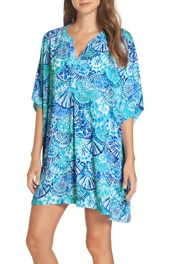 49444df32bd8 Lilly Pulitzer® Leland Cover-Up Dress