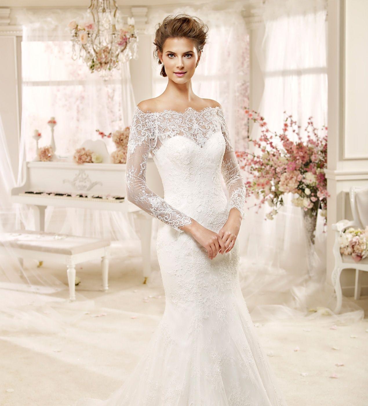Wedding Dress Colet  COAB16305 2016