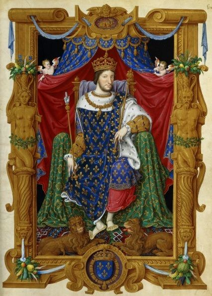 Ministere De La Culture On Francis I French History Historical