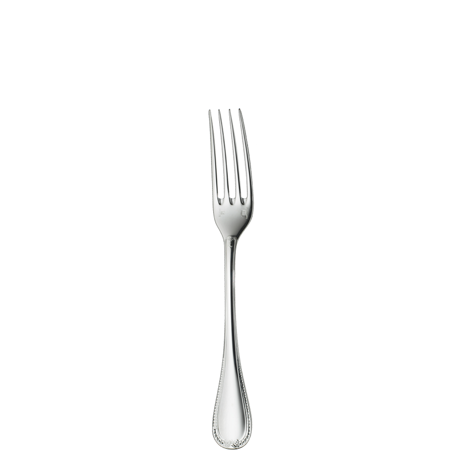 MALMAISON 1967 DINNER FORK BY CHRISTOFLE FRANCE