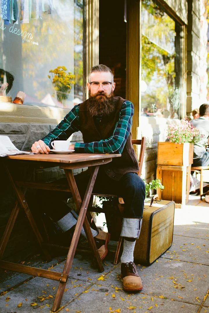 Coffe Beard