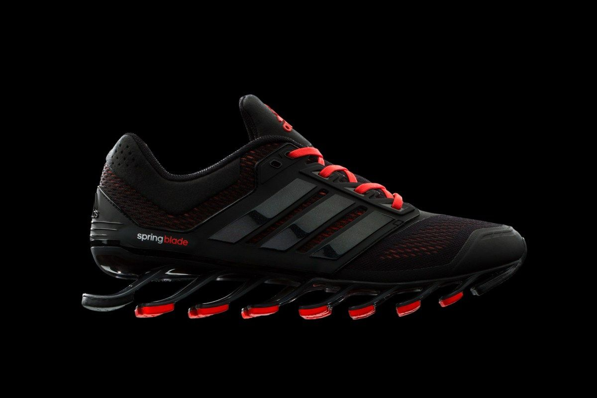 low priced 03dde 22bf1 adidas unveils the springblade drive