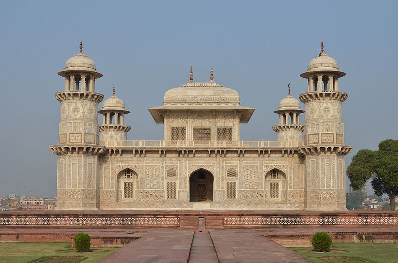 Itimad-ud-Daula's Tomb...(Baby Taj)