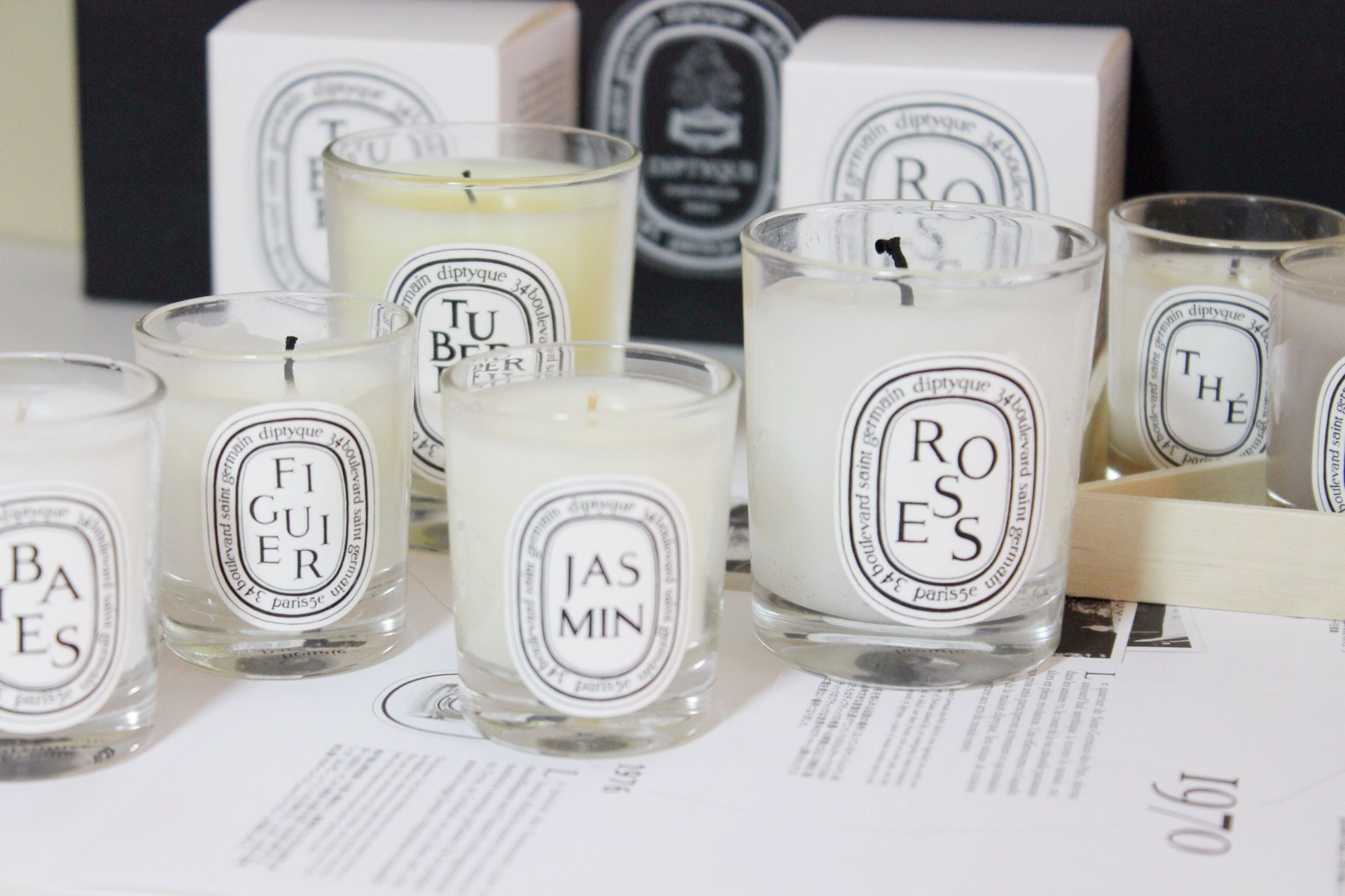 I've been wanting to try TanaMontana20's Diptyque Candle DIY ever ...