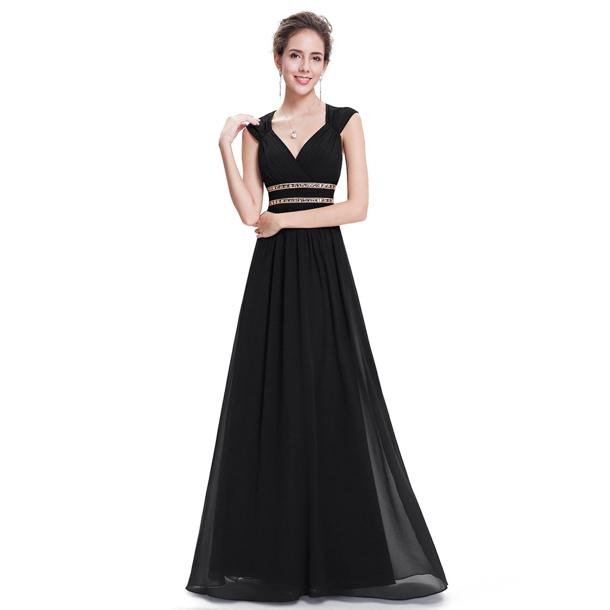 Ever Pretty Ever Pretty Womens Empire Waist Elegant Long Fomral Evening Party Prom Dresses For Women 86972 Black Us14 Walmart Com Prom Party Dresses Prom Dresses Perfect Prom Dress [ 2000 x 2000 Pixel ]