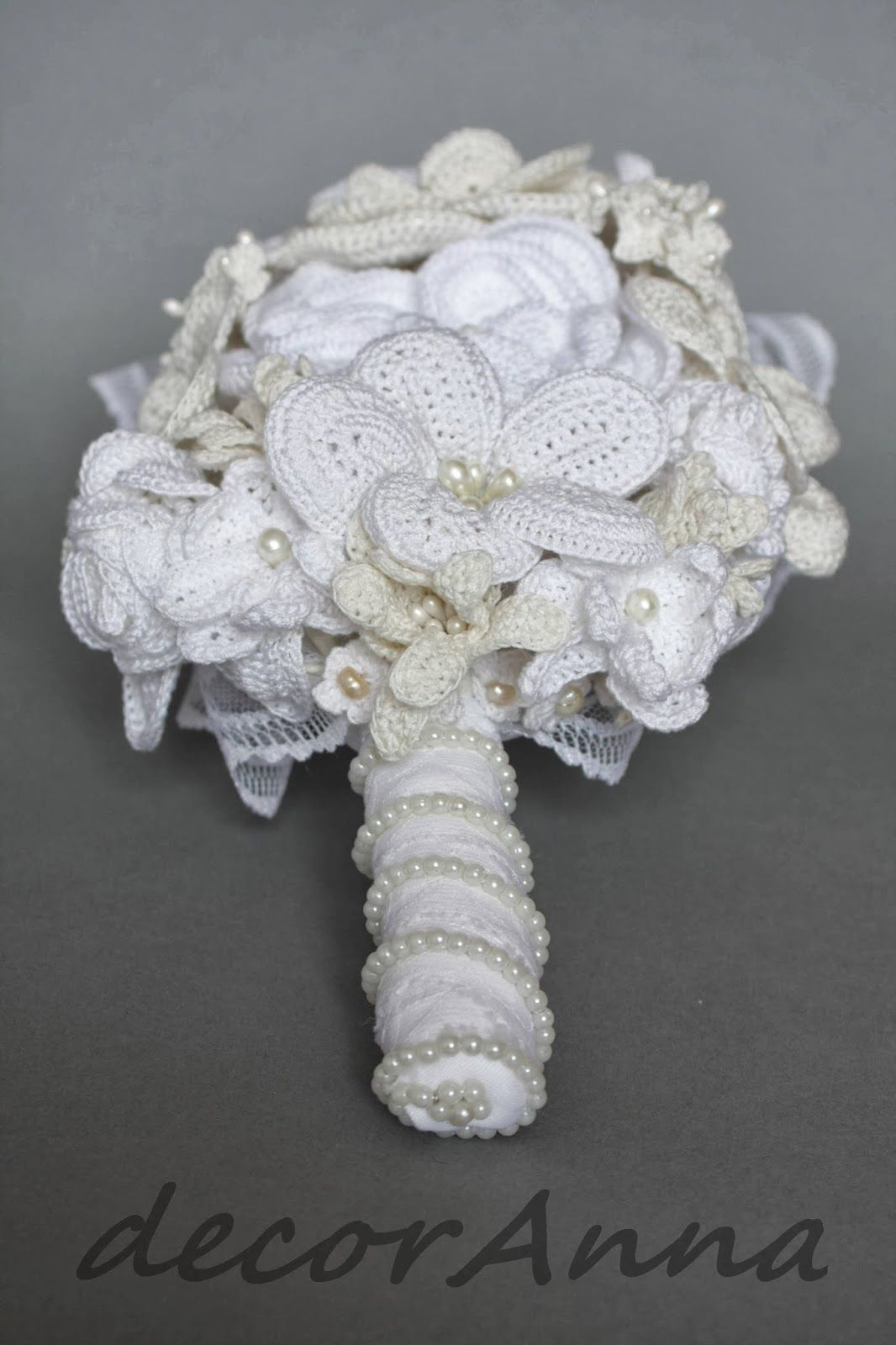 Ivory crochet wedding bouquet visit my etsy shop httpsetsy ivory crochet wedding bouquet visit my etsy shop httpsetsylisting176086935wedding eco bouquet ivory flowers refshophomeactive2 izmirmasajfo