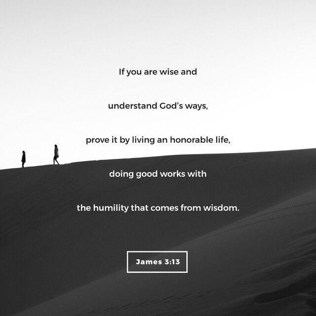 walk your talk bible verse