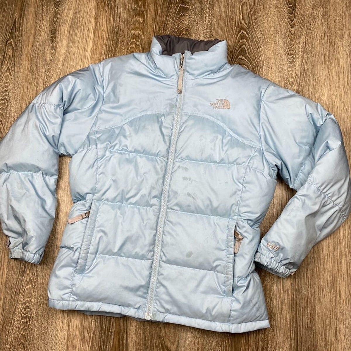 North Face Down Puffer Jacket North Face Puffer Jacket Blue North Face Jacket The North Face Puffer Jacket [ 1200 x 1200 Pixel ]