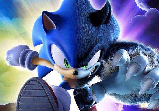Half Sonic Half Werehog Love It Sonic Unleashed Sonic Sonic The Hedgehog