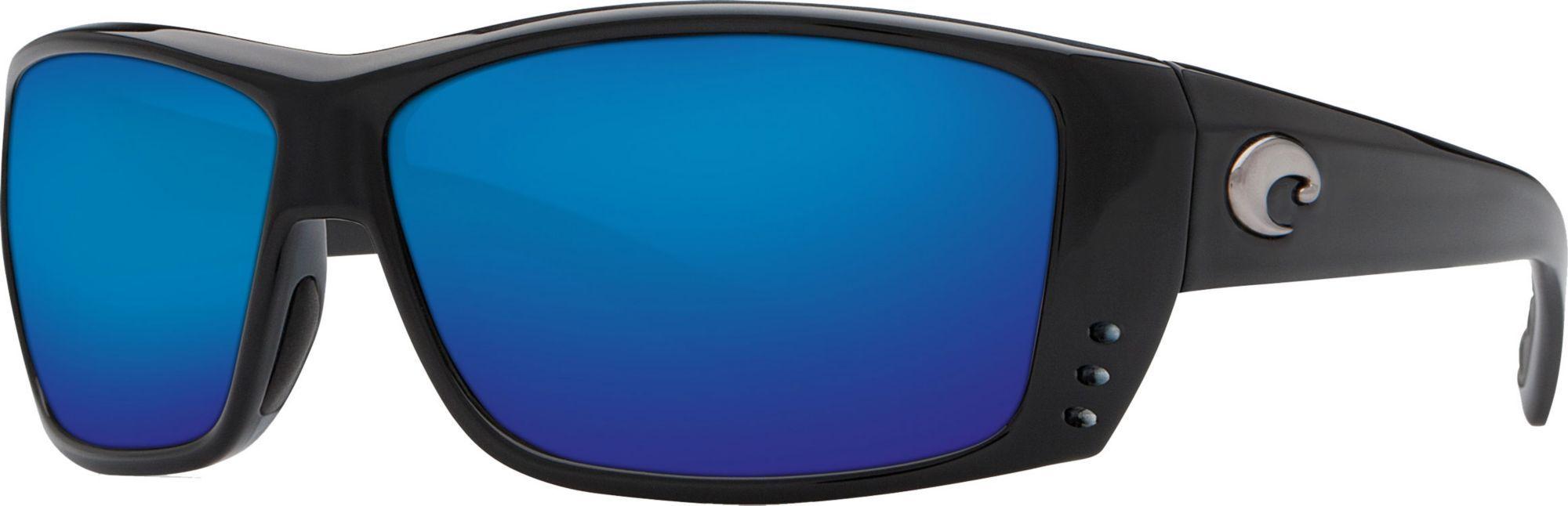 a4b0efdc3e7 Costa Del Mar Men s Cat Cay 580P Polarized Sunglasses