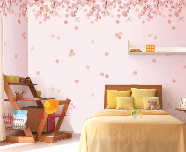 wow 21 wallpaper remaja lucu dengan memasang gambar on wall stickers stiker kamar tidur remaja id=58186