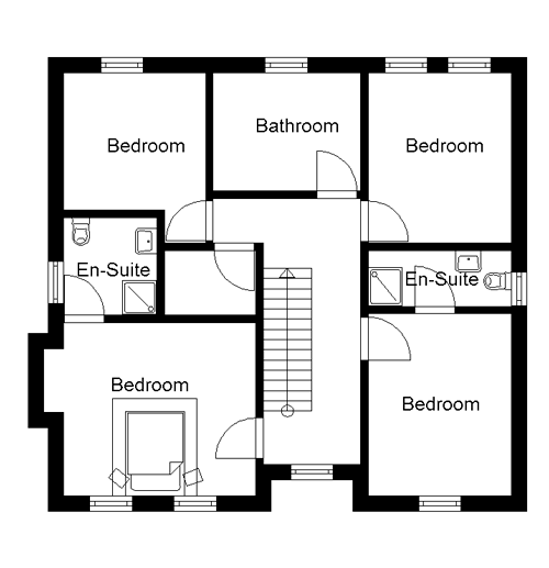 modern suburban house plans - Suburban Home Plans