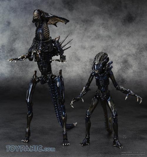 Revoltech Alien Queen Only Myr138 00 Alien Queen Online Toy Stores Alien