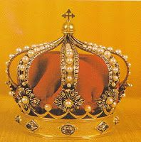 Official and Historic Crowns of the World and their Locations: Edinburgh 2 and Madrid, Toledo and Granada 3