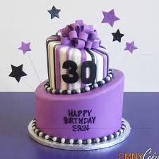 Image result for images 30th birthday cake girls 30