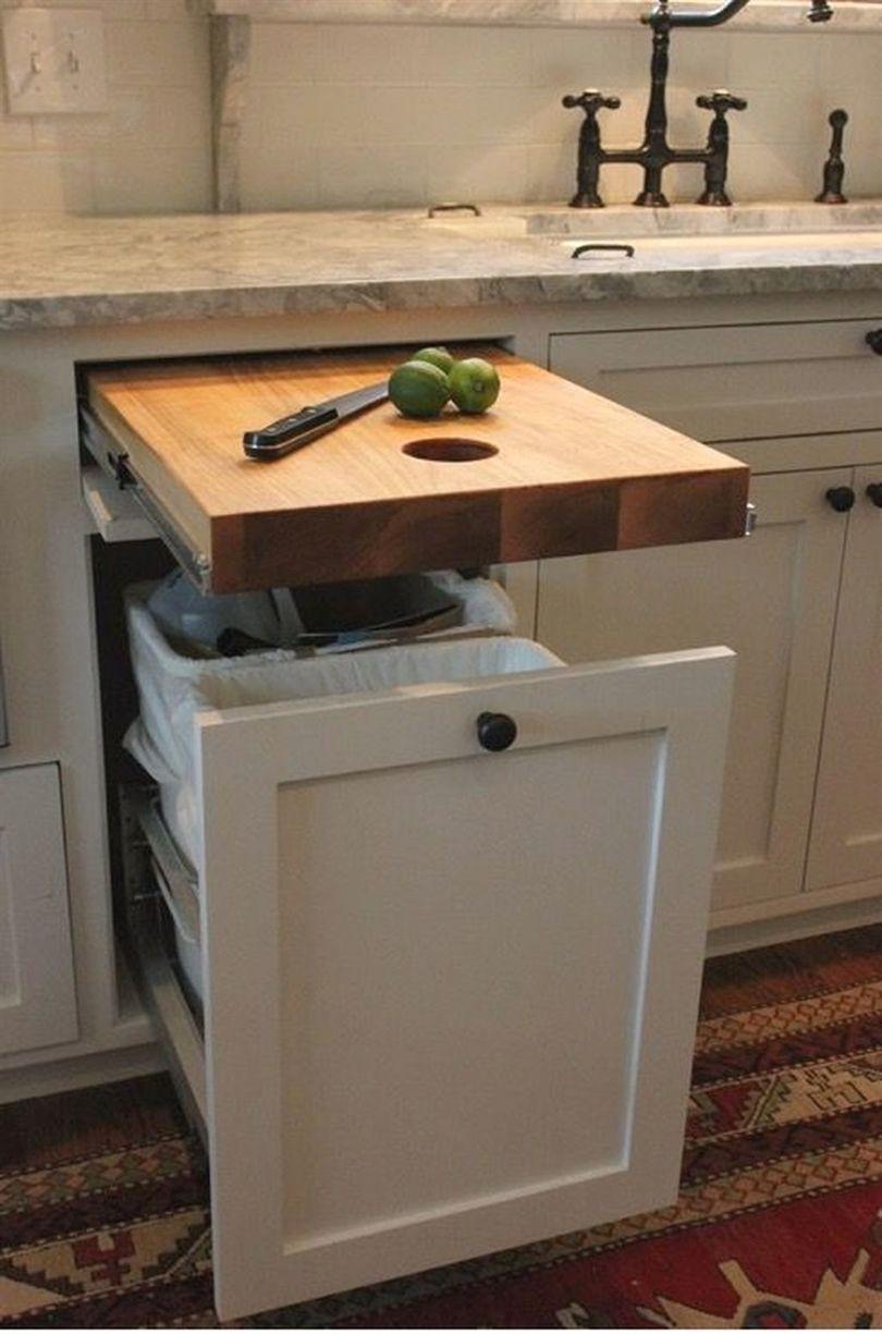 Easy Tiny House Kitchen Storage Ideas You Should Make 37 Kitchen Cabinet Remodel Tiny House Kitchen Best Kitchen Cabinets