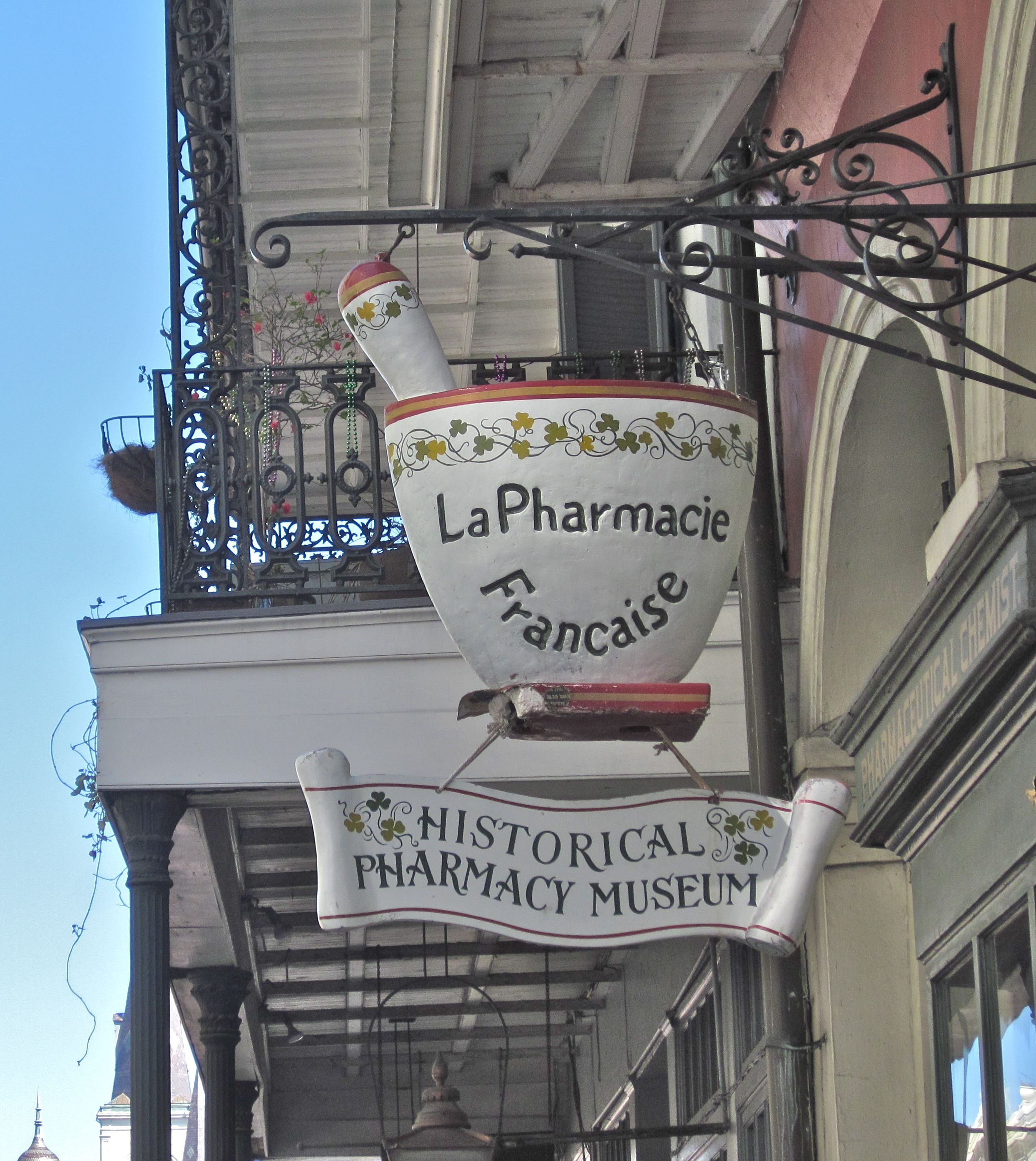 La Pharmacie © 2013 Susan Ashley Michael