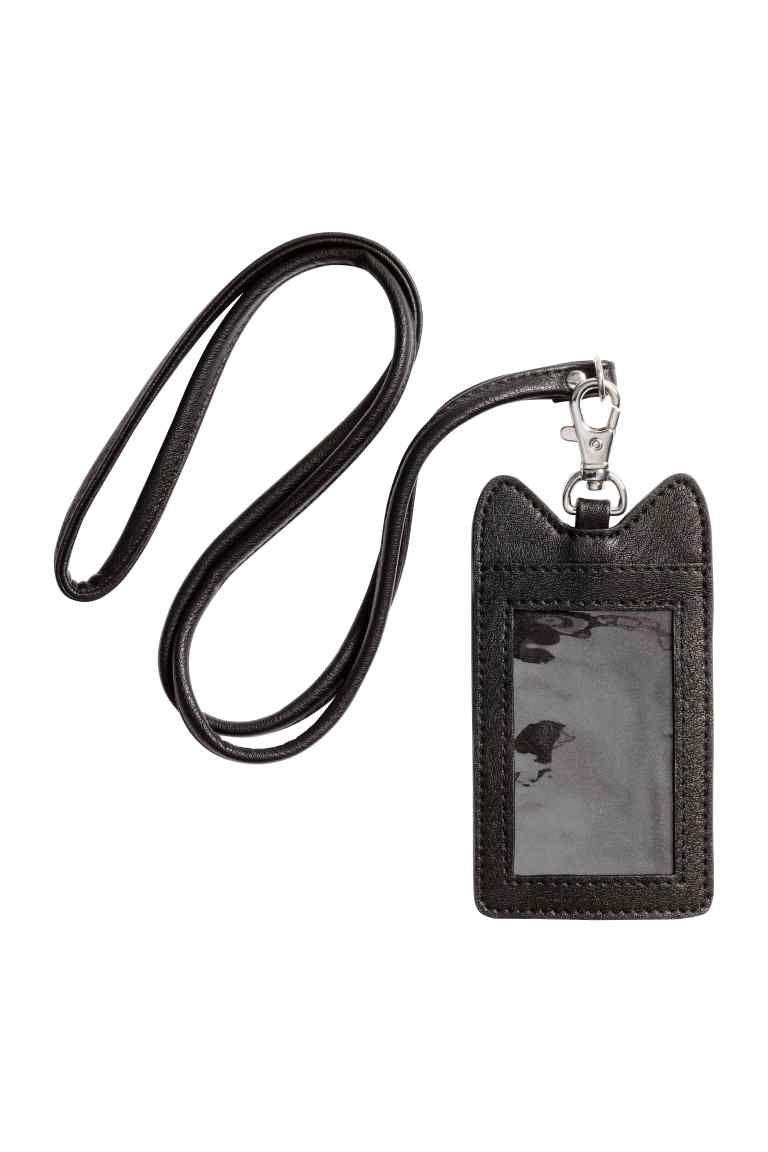 Porte-cartes avec cordon   H&M
