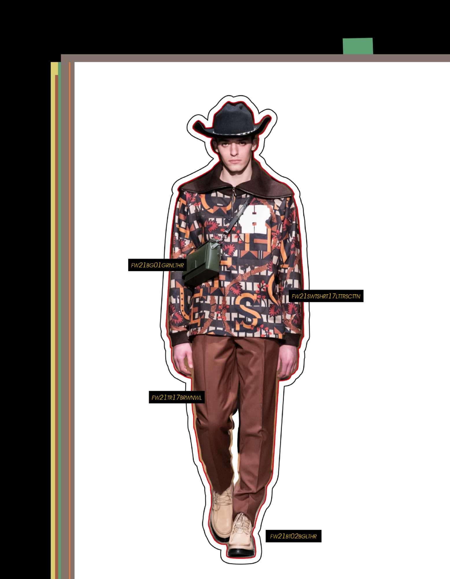 House of Leo OtoñoInvierno 2020 Rusia Fashion Week en