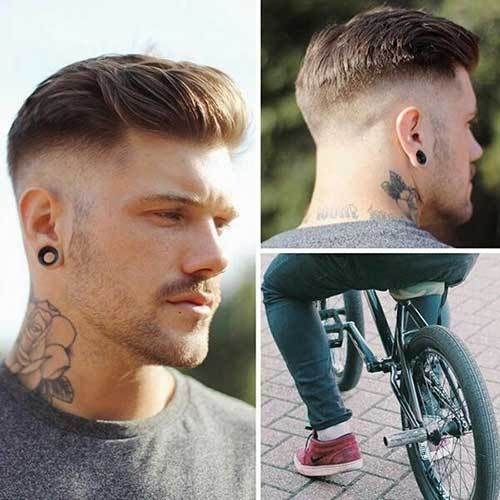 23 Top Fade Hairstyles For Men That Are Highly Popular In 2018