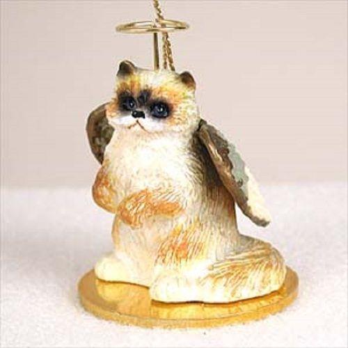 Ragdoll Cat Angel Ornament